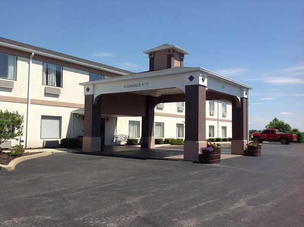 Best Western Danville Inn - Kentucky